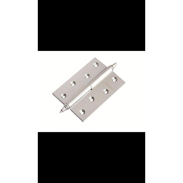 Петля латунная разъёмная с короной MB 100X70X3 AB R C