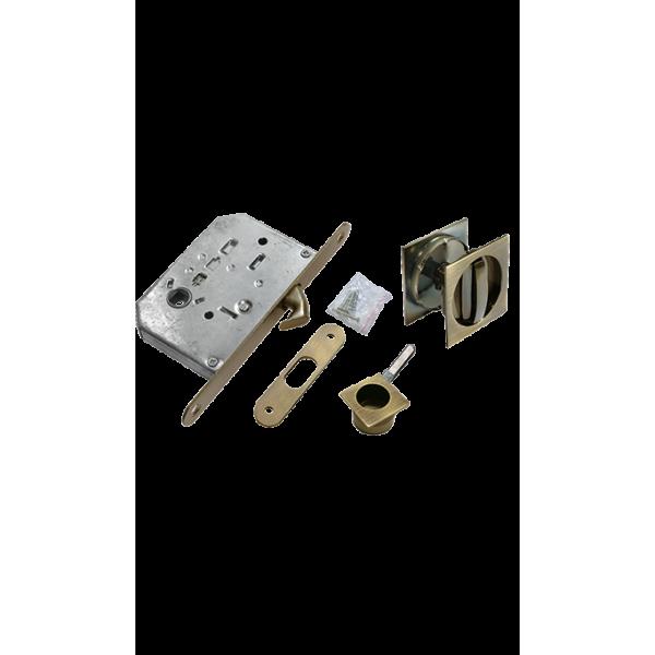 Комплект для раздвижных дверей MHS-2 WC AB