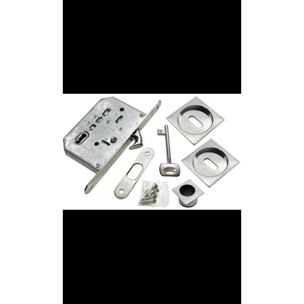 Комплект для раздвижных дверей MHS-2 L SC