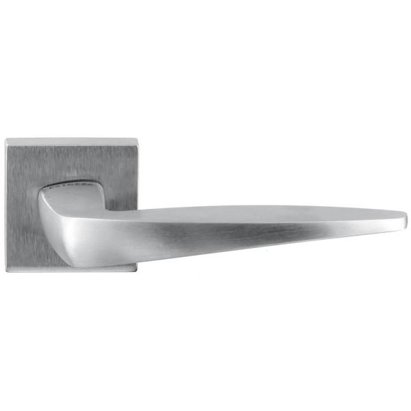 Дверная ручка Extreza Hi-Tech Odri (Одри) 103 R11 матовый хром F05