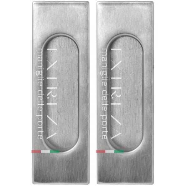 Дверная ручка Extreza Hi-tech P401 матовый хром F05